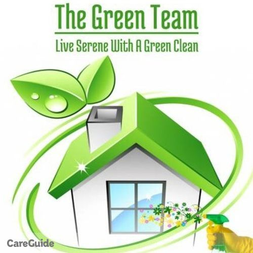 Housekeeper Provider The Green Team Cleaning Services's Profile Picture