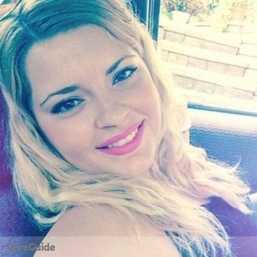 Canadian Nanny Provider Brooke Martin's Profile Picture