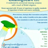 Cleaning2Care LLC - Residential & Commercial cleaning with a Touch of British elegance