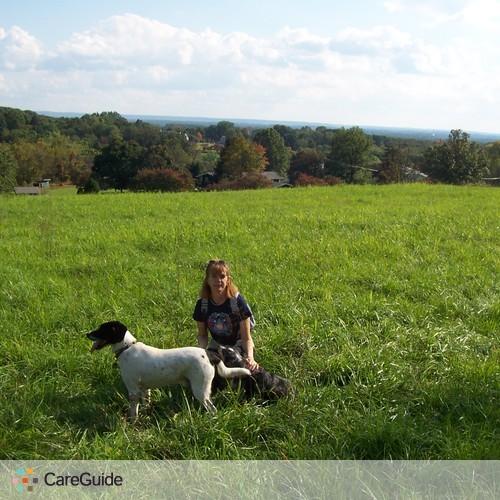 Pet Care Provider Winnie M's Profile Picture