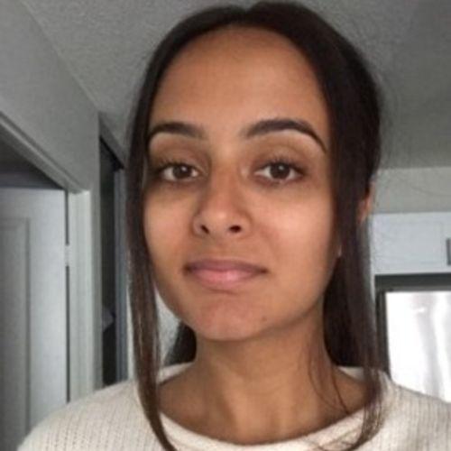 Canadian Nanny Provider Shareena H's Profile Picture