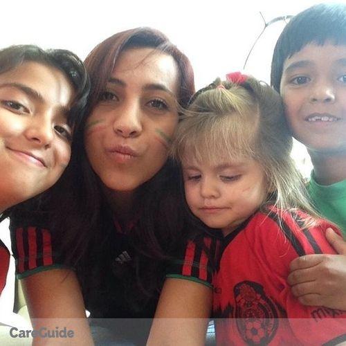 Canadian Nanny Provider Karla Perez's Profile Picture