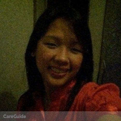 Canadian Nanny Provider Christine Debeena R's Profile Picture