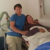 Very caring, responsible caregiver with a CPR and with a lot of experience of working with elderly and disabled persons