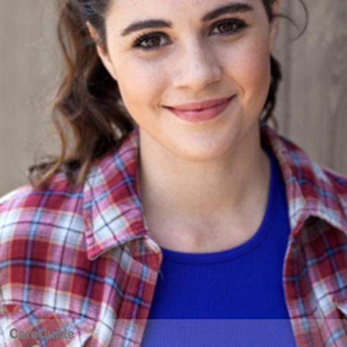 Canadian Nanny Provider Chelsea Williamson's Profile Picture