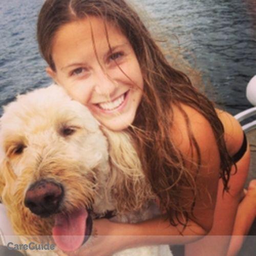Canadian Nanny Provider Caroline's Profile Picture