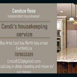 Housekeeper in Fairfield