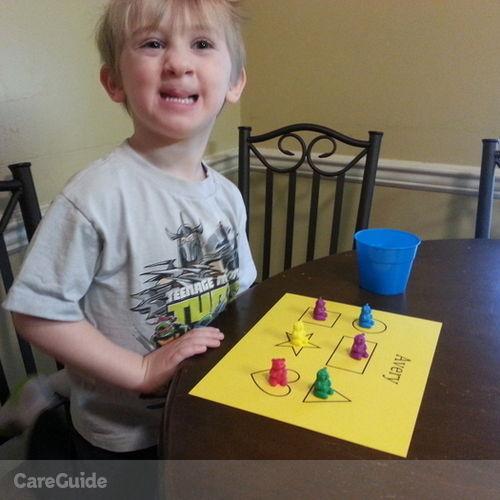 Child Care Provider Misty Tucker's Profile Picture