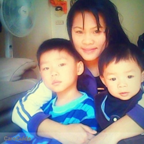 Canadian Nanny Provider Zeny Liggayu's Profile Picture