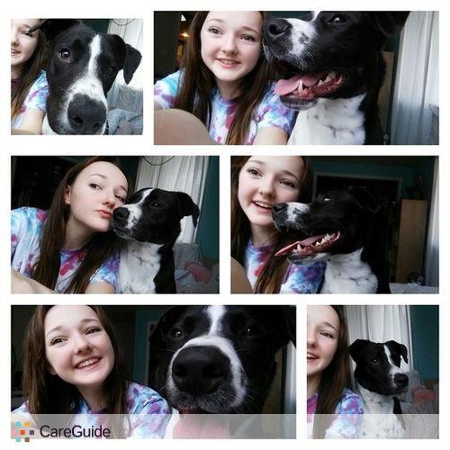 Pet Care Provider Kiana Larsen's Profile Picture