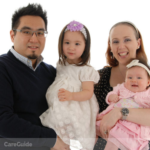 Canadian Nanny Job Shannon Chung's Profile Picture