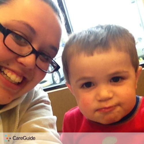 Child Care Provider Jessica Charlton's Profile Picture