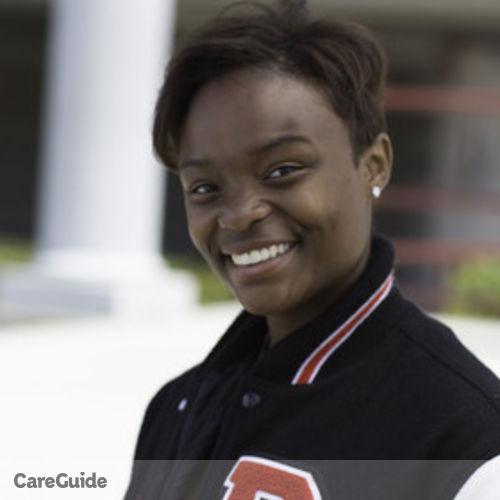 Child Care Provider Zaria Mcafee's Profile Picture