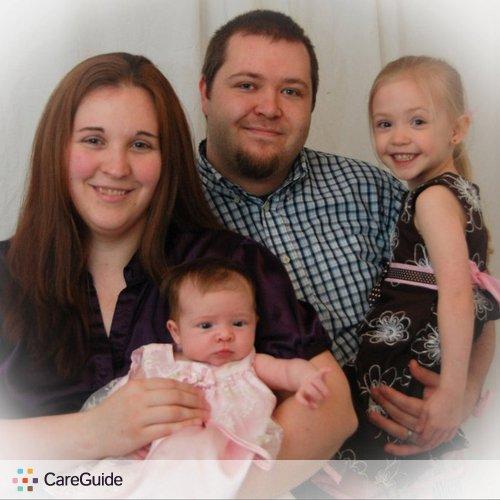 Child Care Provider Melissa Bourdon's Profile Picture