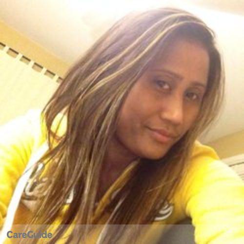Canadian Nanny Provider Cristy Pulido's Profile Picture
