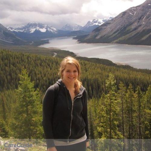 Canadian Nanny Provider Rebekah Stevenson's Profile Picture