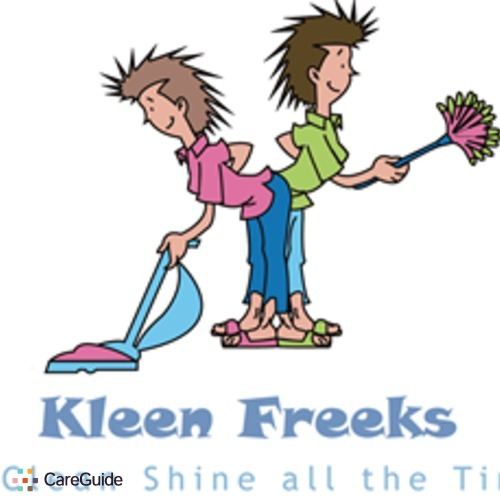 Housekeeper Provider Kleen Freeks's Profile Picture