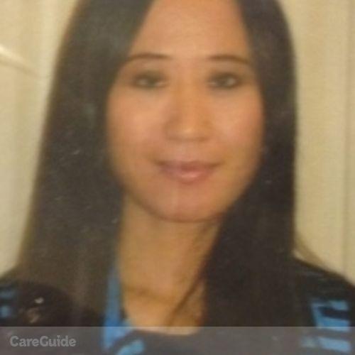 Canadian Nanny Provider Claire Fonbuena's Profile Picture