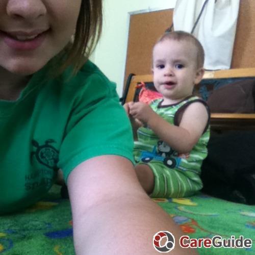 Child Care Provider Hannah P's Profile Picture