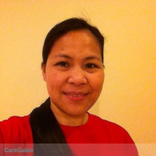Canadian Nanny Provider Cynthia Oliva's Profile Picture