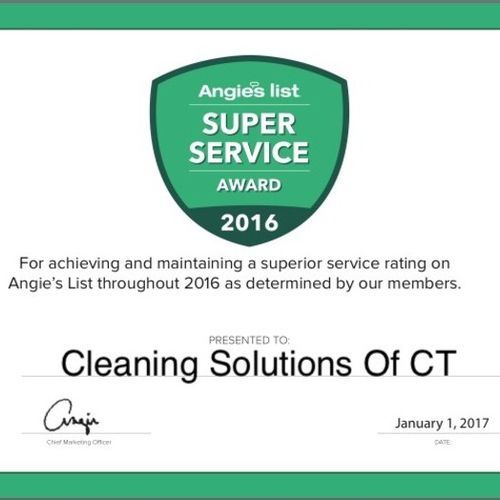 Housekeeper Provider Cleaning Solutions of CT Cleaning Service Gallery Image 1