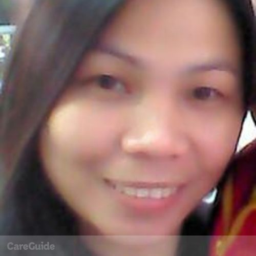 Canadian Nanny Provider Vanessa Venales Escalante's Profile Picture