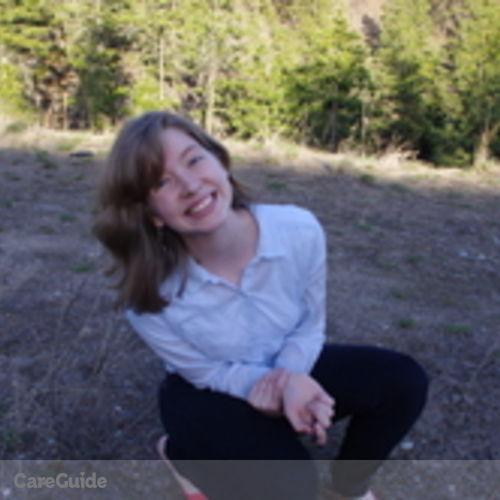 Canadian Nanny Provider Sarah Draper's Profile Picture