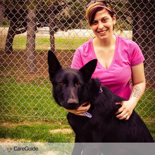 Pet Care Provider Katie Champion's Profile Picture