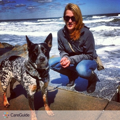 Pet Care Provider Jessica MacQuinn's Profile Picture