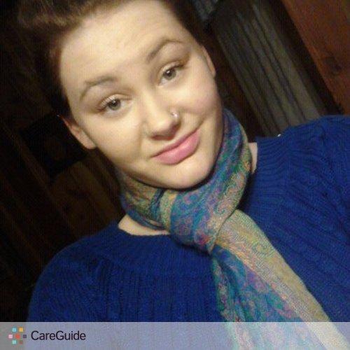 Child Care Provider Julia F's Profile Picture