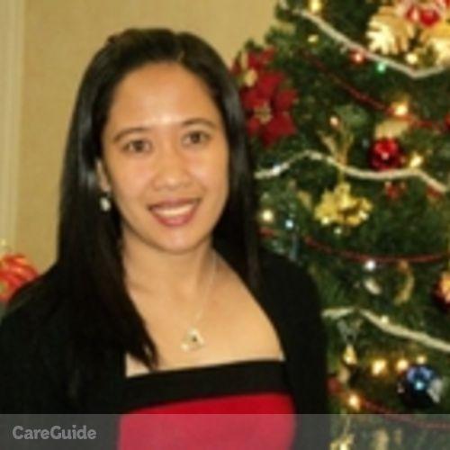 Canadian Nanny Provider Rebeca Valencia's Profile Picture