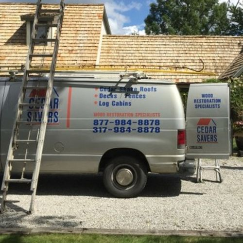 Roofer Job Ted T Gallery Image 1