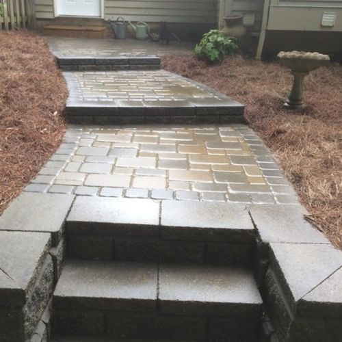 Landscaper Job All Scapes And Sizes, LLC Gallery Image 1