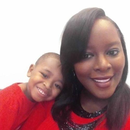 Child Care Job Aretha Wells's Profile Picture