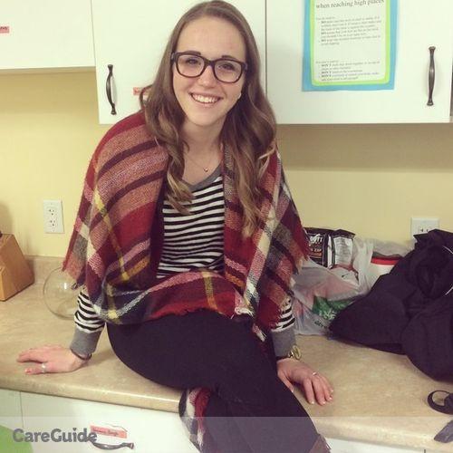 Canadian Nanny Provider Bridget H's Profile Picture