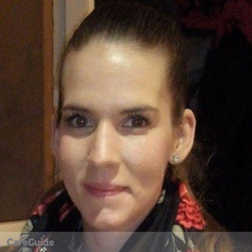 Canadian Nanny Provider Petra Caklos's Profile Picture
