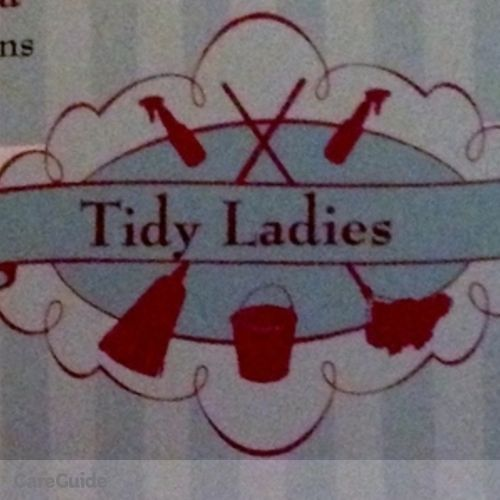 Housekeeper Provider Tidy L's Profile Picture