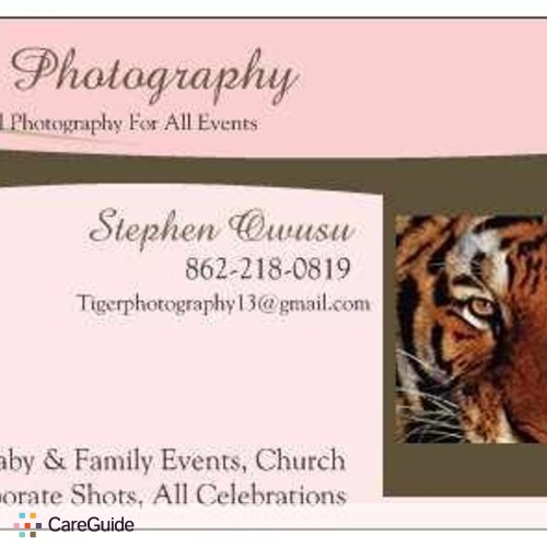 Photographer Provider Tiger Photography's Profile Picture