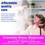 Celebrity Nurse Homecare Agency