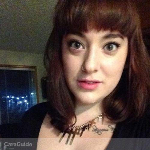 Canadian Nanny Provider Jessey D's Profile Picture