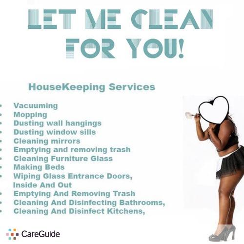 Housekeeper Provider Tasha Green's Profile Picture