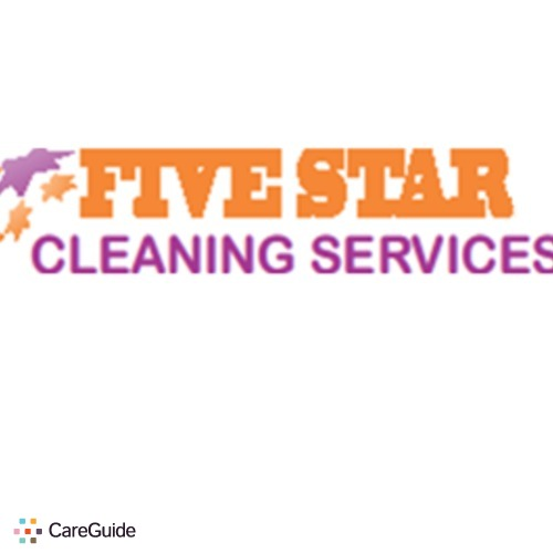 Housekeeper Provider Five Star Cleaning Services's Profile Picture
