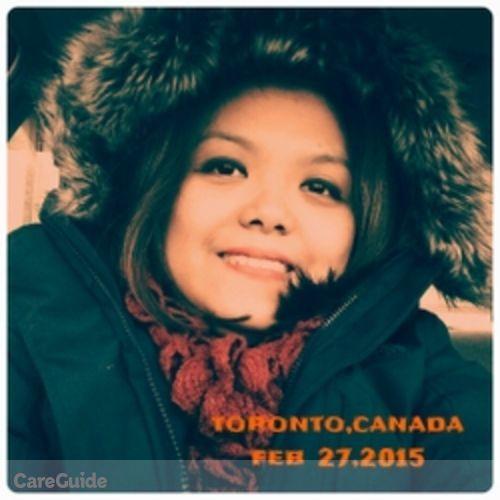 Canadian Nanny Provider Liza F's Profile Picture