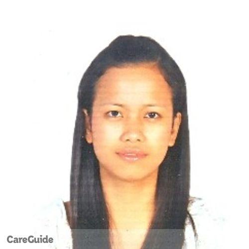 Canadian Nanny Provider Cee Caldito's Profile Picture