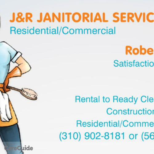 Housekeeper Provider J&R Janitorial Services's Profile Picture