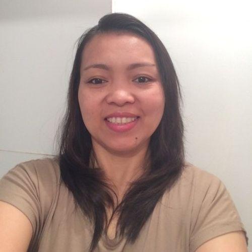 Canadian Nanny Provider Suzette Momblanco's Profile Picture