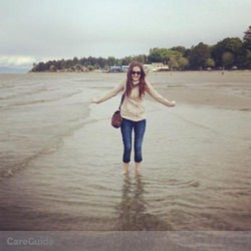 Canadian Nanny Provider Clare 's Profile Picture
