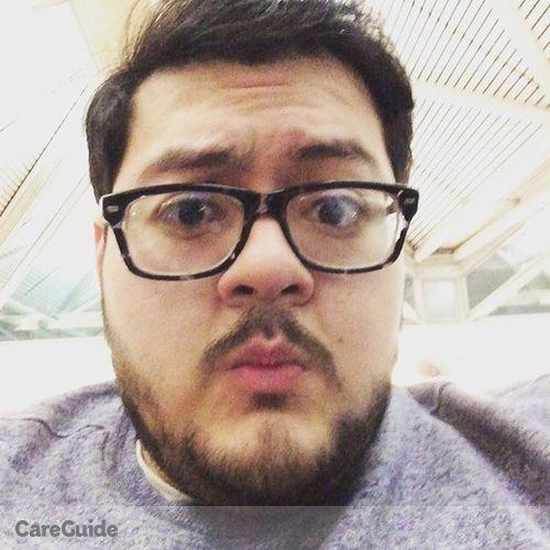 Pet Care Provider Cristian Benitez's Profile Picture