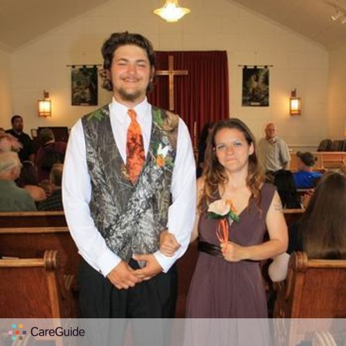 Child Care Provider Morgan Stacey's Profile Picture