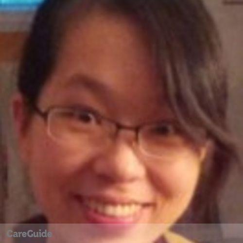 Canadian Nanny Provider Jingdi Li's Profile Picture